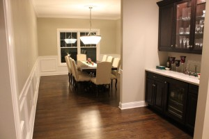 Butlers Pantry to Dining Room