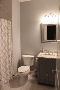 Downstairs Suite Bathroom
