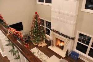 Balcony to Family Room